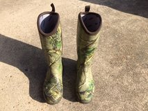Muck Boots Men's Pursuit Snake Proof Boots in Fort Polk, Louisiana