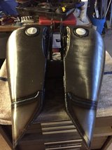 Harley softtail fuel tanks in Tinley Park, Illinois