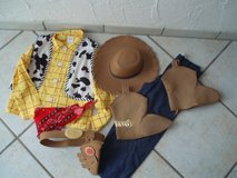 "Toy Story ""Woody"" Costume size 10 Fasching in Stuttgart, GE"
