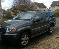 2003 Jeep Grand Cherokee V8 Overland AUTOMATIC in Lakenheath, UK