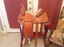 Youth Barrell Saddle plus extras in DeRidder, Louisiana
