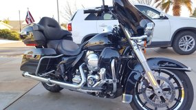 2015 Electraglide Ultra Limited Low in Barstow, California