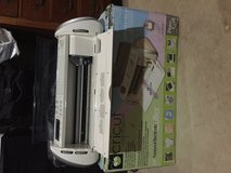 Cricut Expression Machine (Never Used) and baseball cartridge and 2 cutting mats in Plainfield, Illinois