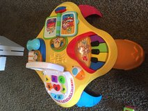 Fisher-Price Laugh & Learn Puppy Friends Learning Table in Plainfield, Illinois