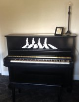 Custom Beatles Studio Piano in Fort Lewis, Washington