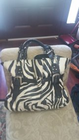 Zebra print purse in Clarksville, Tennessee