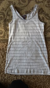 Gray and White Tank Top in Dyess AFB, Texas