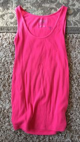 Pink Tank Top in Dyess AFB, Texas