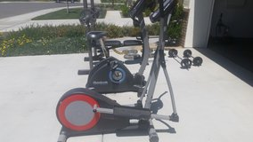 exercise equipment in Lake Elsinore, California