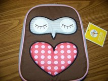 Circo Owl lunch bag w/thermal insulation NWT in Bolingbrook, Illinois