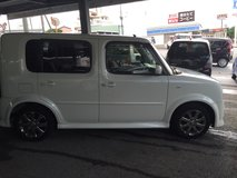 06' Nissan Cube Rider Special Edition in Okinawa, Japan