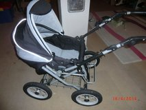 black stroller in Ramstein, Germany