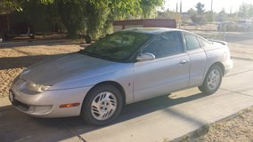 2000 Saturn SC2 Sport Coupe Twin Cam in Yucca Valley, California