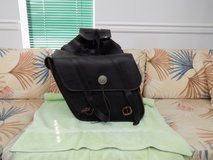 Motorcycle Saddle Bags (Universal, Fits Most Any Motorcycle) in Sanford, North Carolina