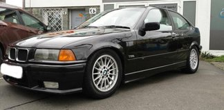 BMW 316i M-Sport Compact *AC, ONE OWNER, 40MPG, PASSED INSPECTIONS* in Wiesbaden, GE
