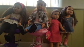 American girl doll / and others in Chicago, Illinois