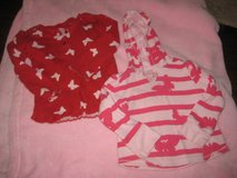 2 Old Navy ribbed tops sz 18-24 mos in Kingwood, Texas
