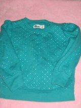 2T Teal sweatshirt/top in Spring, Texas