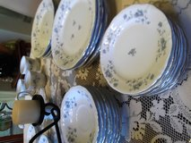 Johann Haviland Blue Garland China from Germany in Las Cruces, New Mexico