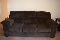 1 Year Old Couch.....Price Reduced! in Moody AFB, Georgia