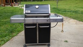 Weber Genesis Grill in Fort Campbell, Kentucky