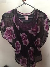 Girls dressy tops size 10/12 in Plainfield, Illinois