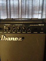 Ibanez Guitar Amplifier IBZ10 in Hinesville, Georgia