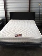 !!!!!!QUEEN MATTRESS SET in Fort Irwin, California