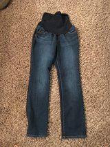 Maternity Blue Jeans in Dyess AFB, Texas