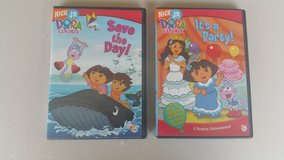 Dora DVDs in Houston, Texas