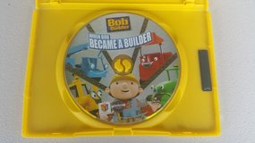 Bob the Builder DVD in Houston, Texas