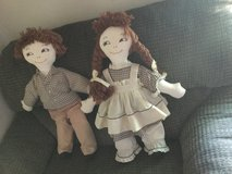 "Handmade Boy & Girl Dolls 22"" in Alamogordo, New Mexico"