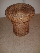 wicker end table in Hinesville, Georgia