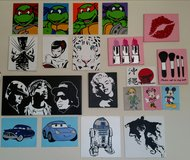 Hand Painted Custom Acrylic Paintings *NOW TAKING ORDERS* in Temecula, California