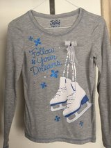 Girls Justice long sleeve top size12 in Plainfield, Illinois