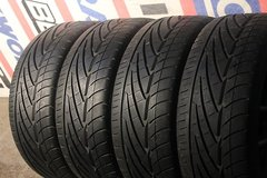New NITTO Neo Gen M+S Tires 205/40/ZR17 in Baumholder, GE