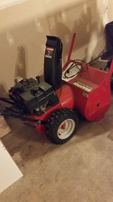 Full featured Snapper Snow Thrower in Aurora, Illinois