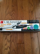 New Curlmaster Curling Iron 1inch in Batavia, Illinois
