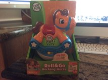 Leap frog roll & go rocking horse in Chicago, Illinois