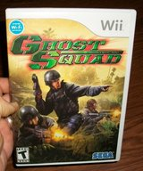 Nintendo Wii Ghost Squad War Shooting Video Game in Houston, Texas