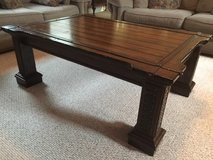 Coffee Table and matching Sofa Table in Baytown, Texas