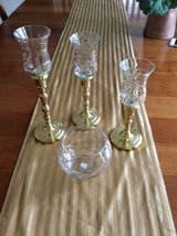 "Partylite candle holders set ""Reduced"" in Chicago, Illinois"