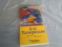 Tangrams set and manual in Chicago, Illinois