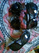3 pairs womens sunglasses in Alamogordo, New Mexico