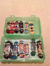 Tech deck finger flip skateboards in Naperville, Illinois