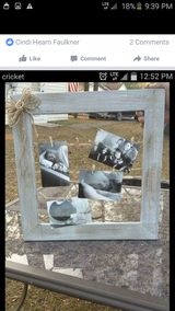Made by me in Beaufort, South Carolina