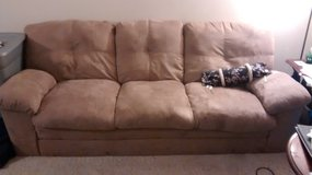Comfy couch in St. Louis, Missouri