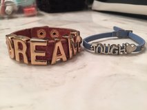 Letter bracelet in Fort Campbell, Kentucky