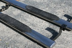 RUNNING BOARDS  FOR A 4 DOOR FULL SIZE TRUCK in DeRidder, Louisiana