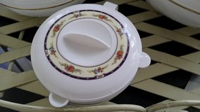 Thermal cover dishes. New. Set of three in Ramstein, Germany